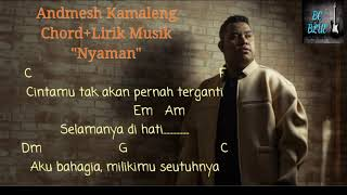 Nyaman - Andmesh Kamaleng | Chord+Lirik Musik.mp3