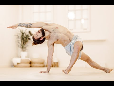 Warming Up For Life | Yoga with Patrick Beach