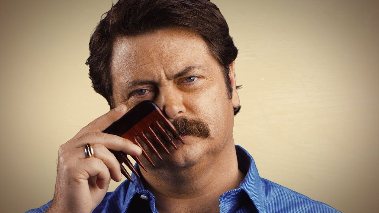 Your Mo Will Get Fuller With Nick Offerman Movember Youtube