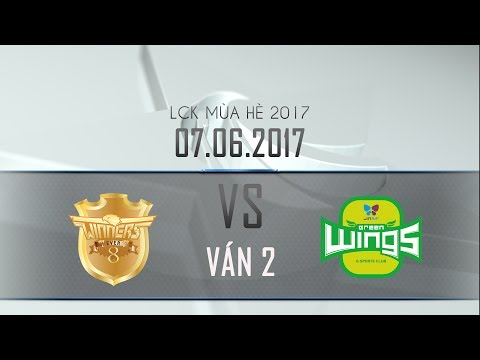 [07.06.2017] Jin Air vs Ever 8  [LCK Mùa Hè 2017][ Ván 2]
