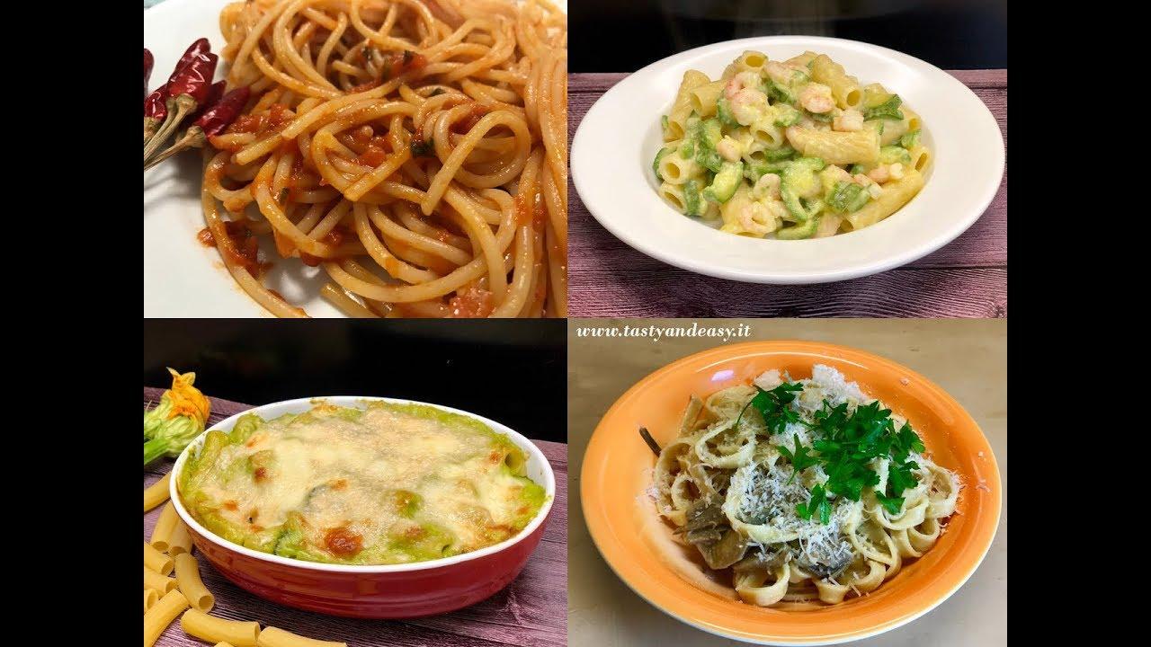 Cosa Fare A Pranzo 4 primi piatti facili per un pranzo gustoso