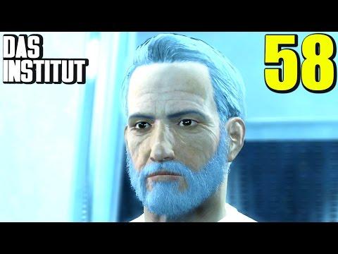 Fallout 4 Gameplay German #58 DAS INSTITUT | Let's Play Deutsch