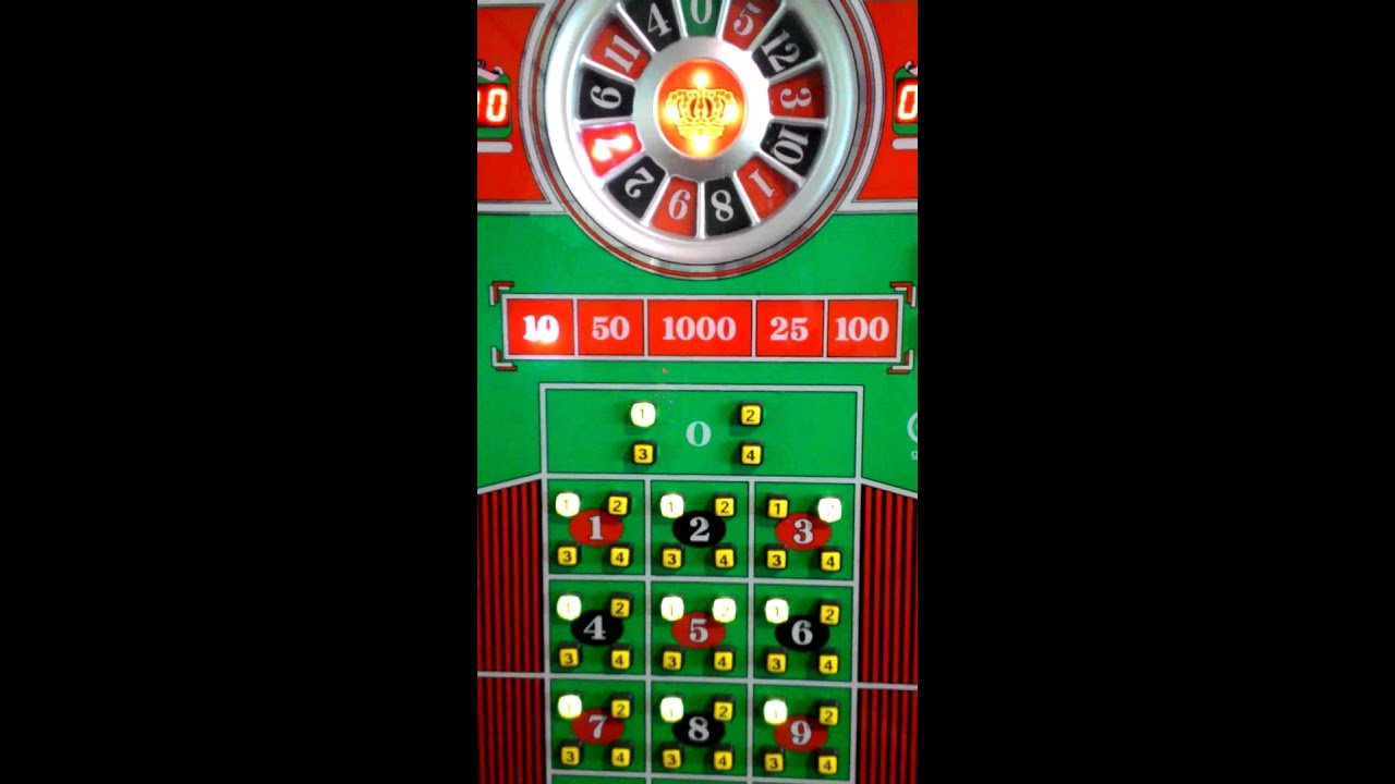 How to cheat roulette machines gambling legal in ny