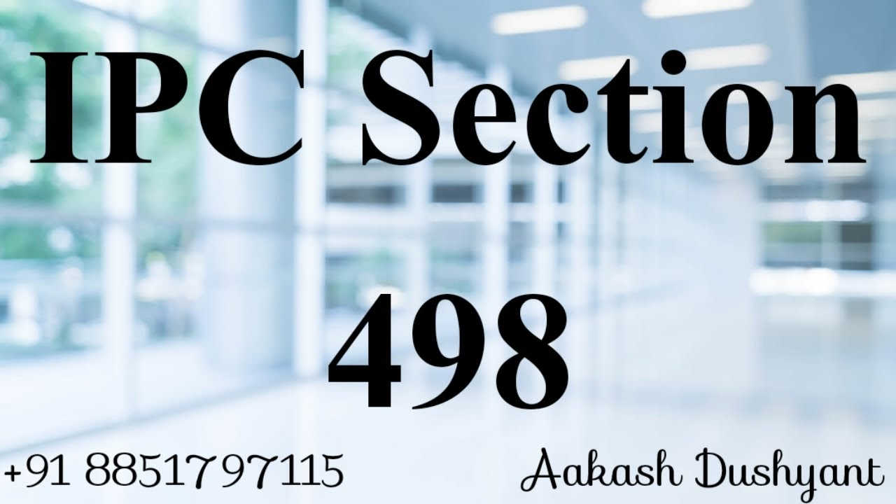 Download IPC SECTION 498 in hindi.Indian Penal Code,1860 |-(LAW)491 @500]dhara ipc section#भारतीय दण्ड संहिता