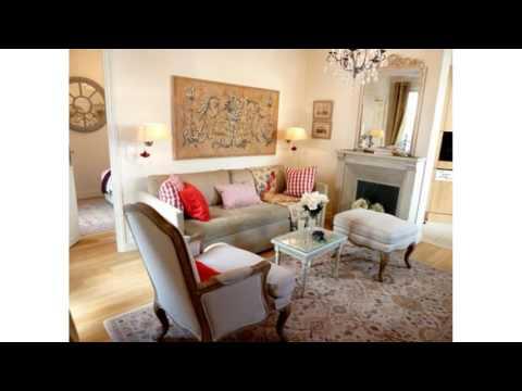 Country Stil Wohnzimmer Design Ideen