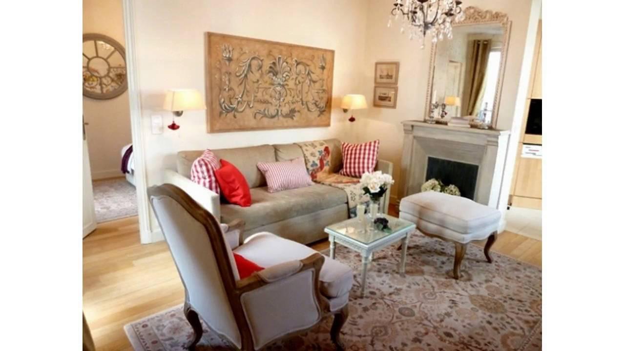 Country Stil Wohnzimmer Design Ideen - YouTube