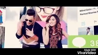 New offical song...kal tenu takya m Instagram te ||New song Milind Gabba