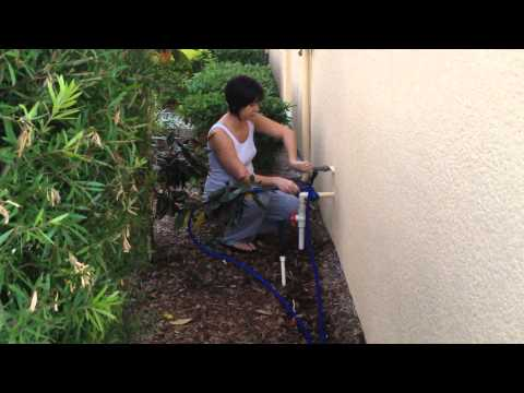 Xhose Expandable Garden Water Hose