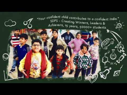 SDPS Kids Personality Program