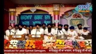 [Simran Sadhna] Bhai Davinder Singh Ji Khalsa (Khanne Wale) - Akal Ashram,Sohana 30 March 2014