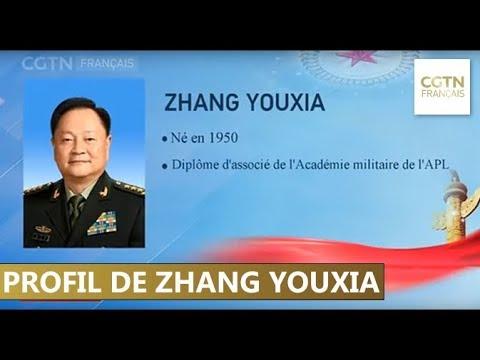 Profil de Zhang Youxia