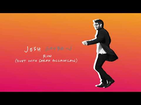 Josh Groban with Sarah McLachlan - Run (Official Audio)