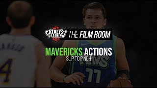 Slip to Pinch || Mavericks Actions