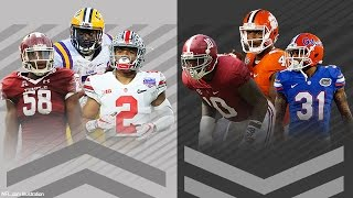 NEW Top 50 2017 NFL Draft Prospects | Daniel Jeremiah | Move the Sticks
