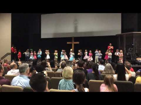 Discovery Schoolhouse Graduation Video - Trolls Song