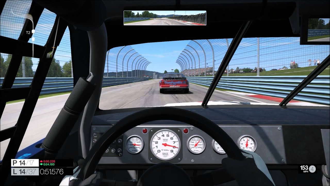 Project Cars Build 807 Tgc Multiplayer Test Stock Car