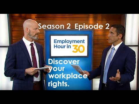 Employment Hour in 30: The Employment Law Show S2 E2 | Common Employment Law Questions