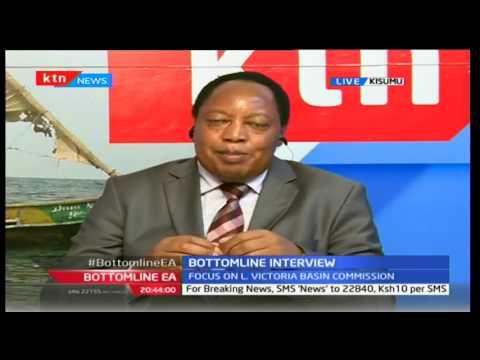 Bottomline East Africa: Focus on Lake Victoria basin commission, September 9th 2016