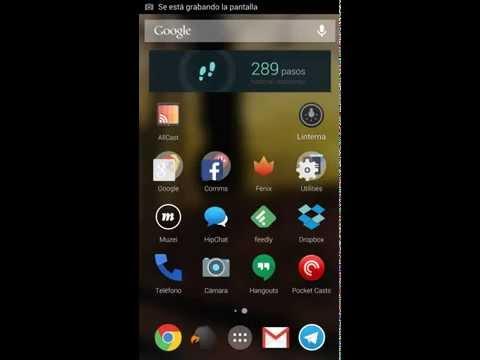 Adelántate a la estética de Google con los iconos Moonshine en tu Android