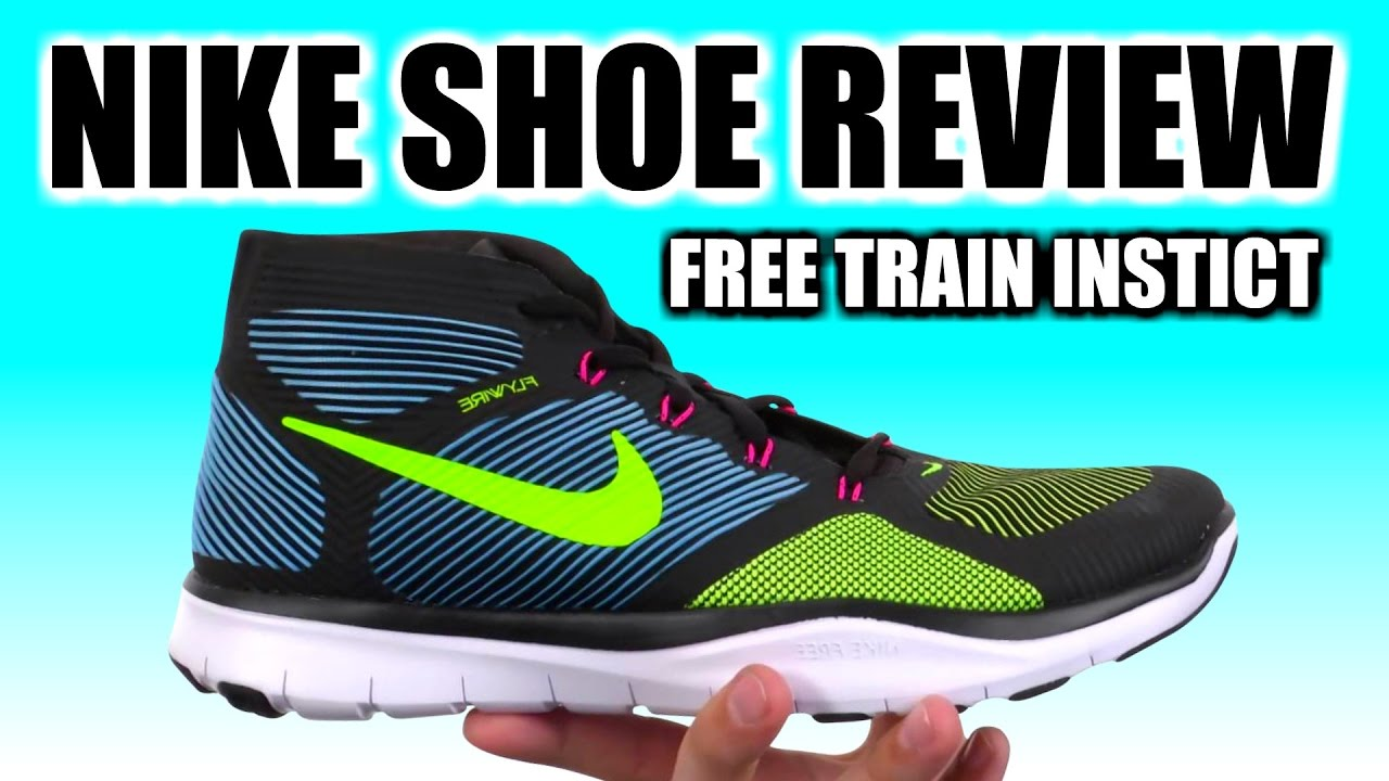 reputable site c8095 f0d95 NIKE FREE TRAIN INSTINCT REVIEW  Same As The Nike Kevin Hart Shoes, But  Better