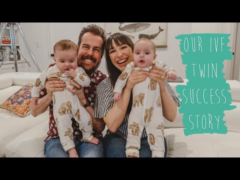 Our IVF Twin Success Story