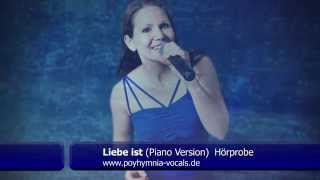 Katharina - Liebe ist (Piano Version) (Nena Cover) Hörprobe