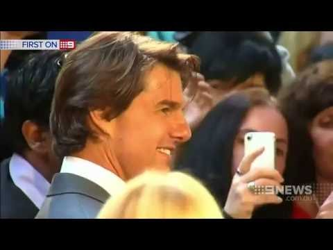 VIDEO 9NEWS gets exclusive look inside Scientology's Sydney