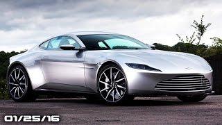 James Bond Aston Db10 For Sale, Jaguar F-Type Svr, No Buick Avenir - Fast Lane Daily