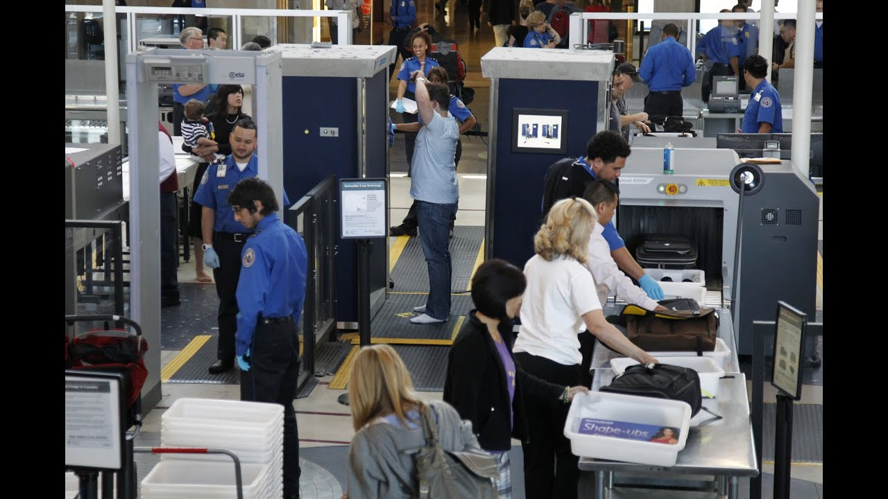TSA Checklist Of Suspicious Signs Exposed