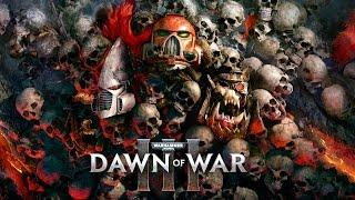 WARHAMMER 40K DAWN OF WAR 3 ★ Angespielt ★ Gameplay Deutsch German Multiplayer Kampagne