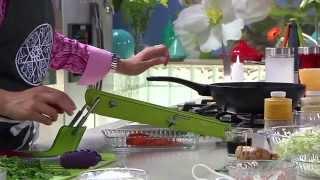 Recette de Soupe aux saveurs asiatiques /  شميشة: شوربة اسيوية