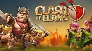 Xander Clash of Clans Dansk Tale. NY KLAN Danmark jr.