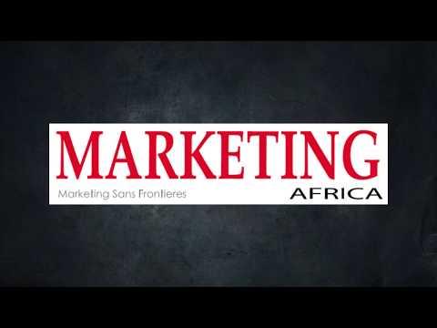 Marketing Africa | E-Magazine Illustration