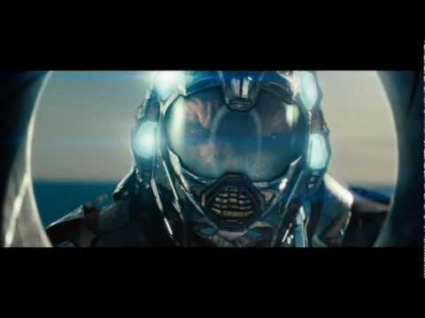 """Battleship Movie Clip """"Deck Gun"""" Official 2012 [HD] - Taylor Kitsch, Rihanna"""