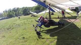 Sabrina Huntoon Hang Gliding @ Lookout Mountain - Tandem thumbnail