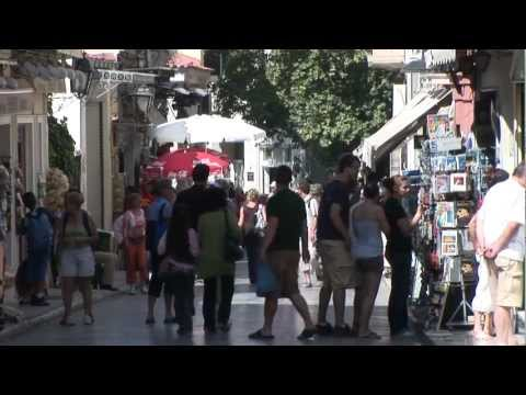 Athen, Plaka - Griechenland HD Travel Channel