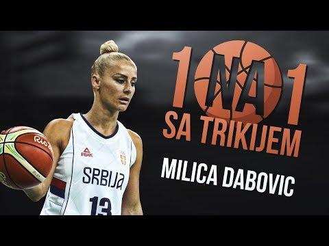 1na1 sa Trikijem - Milica Dabovic