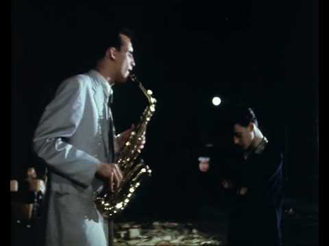 John Lurie's sax (Permanent Vacation)
