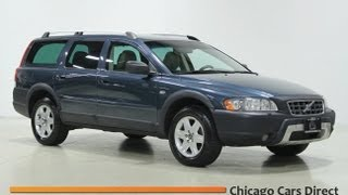 Chicago Cars Direct Presents This 2006 Volvo XC70 2.5L Turbo Wagon in High Definition (HD Video)