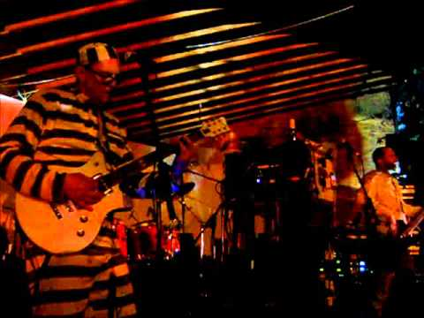 Something by the Butthole Surfers Live Halloween 2010