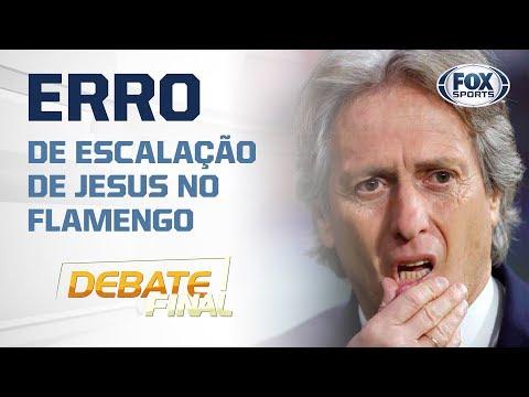 GÉRSON APONTA ERRO DE ESCALAÇÃO DE JESUS NO FLAMENGO