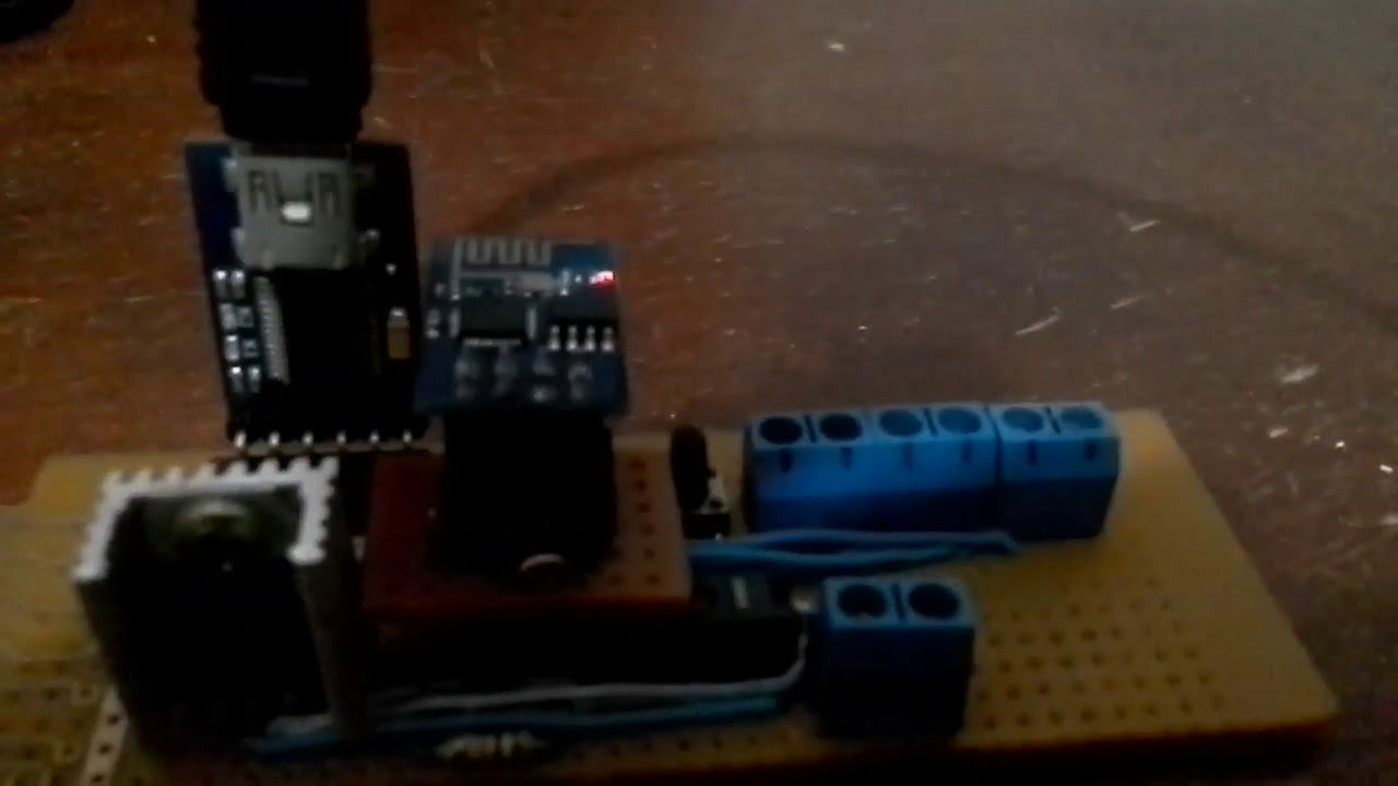 Read Value Modbus Master Rtu + Esp8266 Modbus Slave To Emoncms :  Pdacontrol  Pdacontrol 06:45 HD