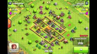 clash of clans 'upgrading'
