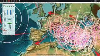 9/01/2018 -- Global Earthquake Update -- West Coast USA -- W.Pacific + S. America on watch