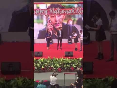 050817 KPOP WORLD FESTIVAL SINGAPORE LEE JUNG SHIN #2