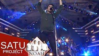 Noah makin keren nyanyi 'Topeng' [Satu Project] [7 Des 2015]