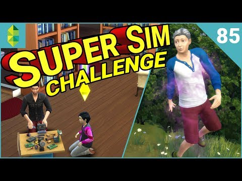 SUPER SIM CHALLENGE | Volunteering! (Part 85)