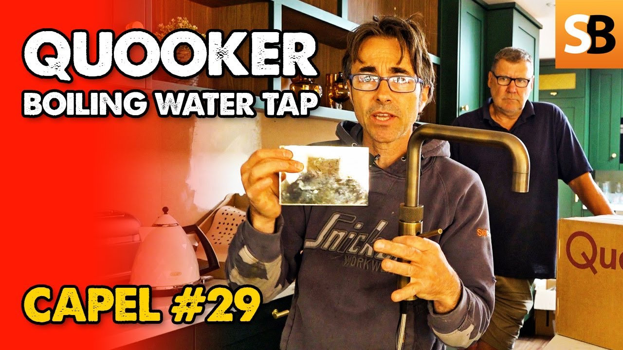 Quooker Fusion Boiling Water Tap - Capel #29