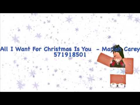 7 Roblox Christmas Music Codes