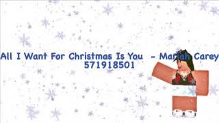 7 Codes de musique Roblox Christmas